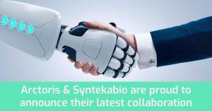 Robot human handshake